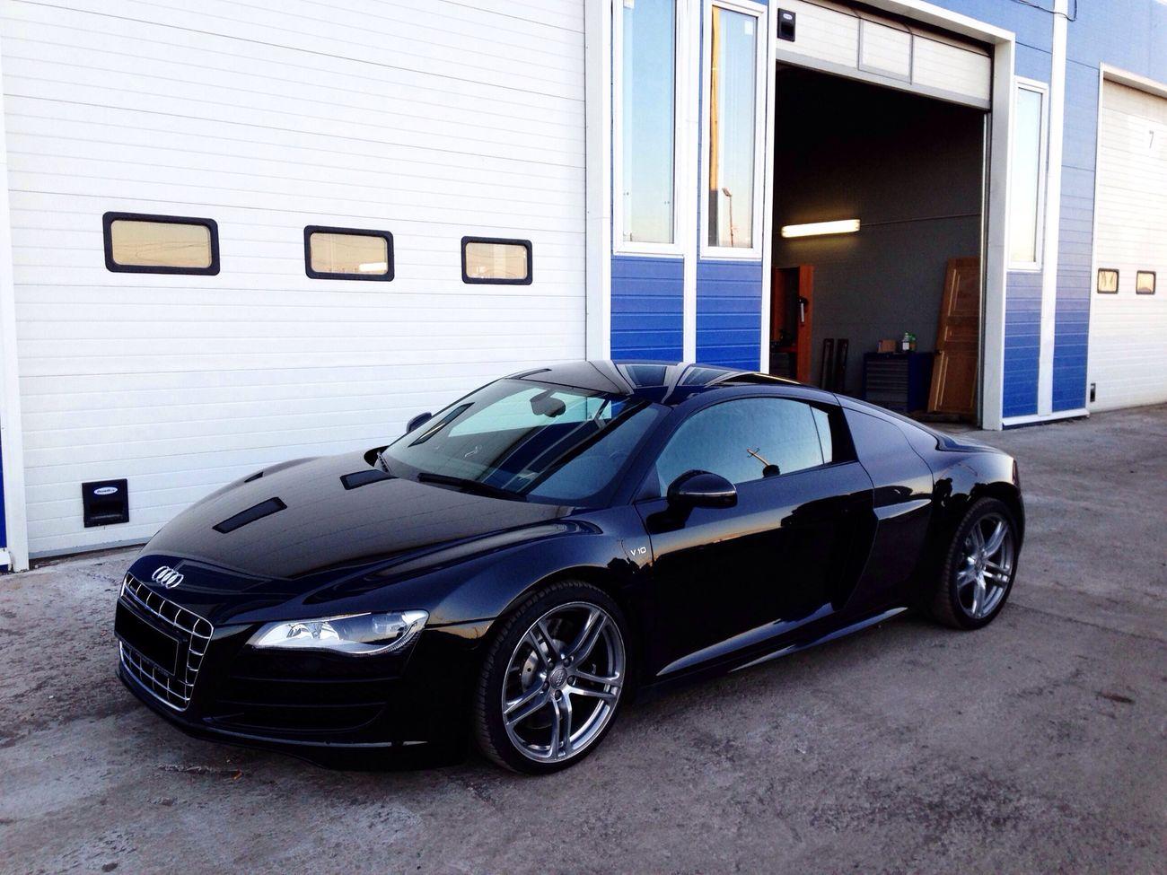 Audi R8 V10 Platinum Motors Spb
