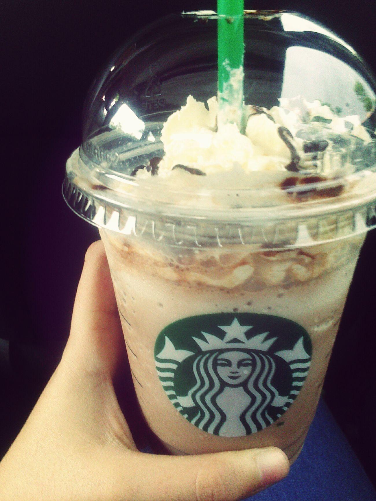 Starbucks Frapucheando Frapuccino