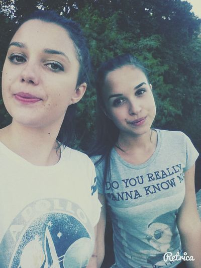 Best Friends Jogging Time Crazy Moments Sky High ♥