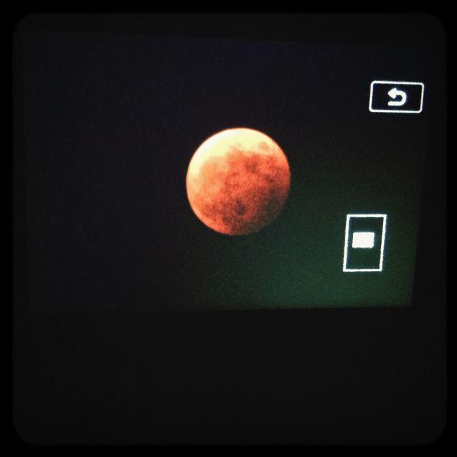 Moon Lunareclipse Shanghai People Watching