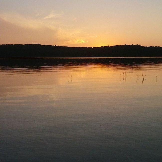 Another Muskoka sunset Nofilter