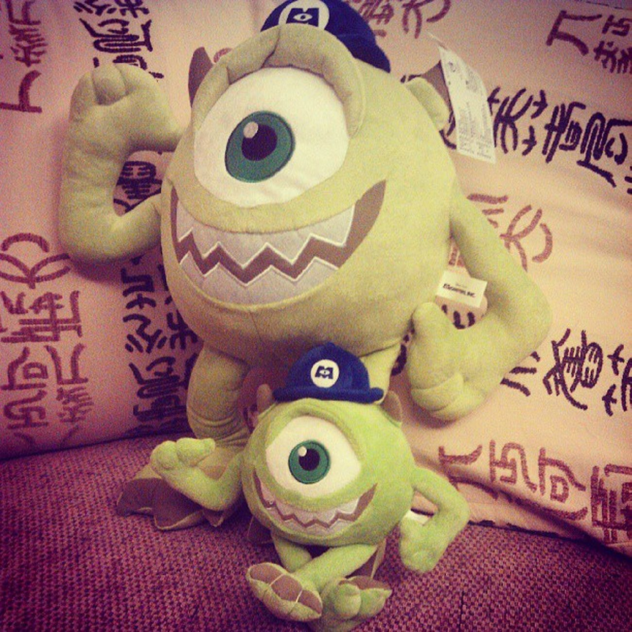 So Cute 的大眼仔 !! Monsters