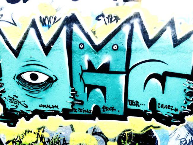 Graffiti Southsidaz Propre