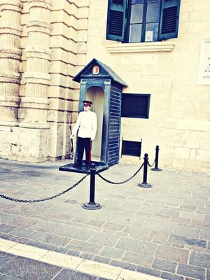 Hanging out at Valletta by Ece Umay