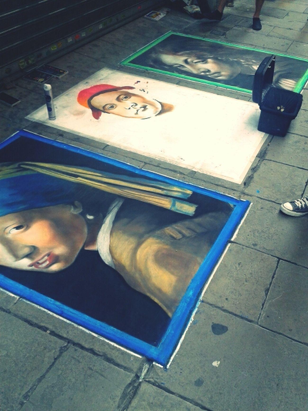 Streetart Streetphotography Portrait Ciutat Vella