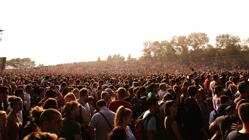 Beautiful stock photos of concert, Casual Clothing, Clear Sky, Concert, Crowd