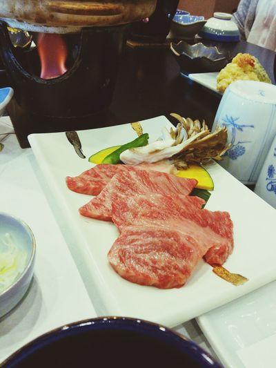 Yonezawa Beef Buono!!!! (*´ч ` *)