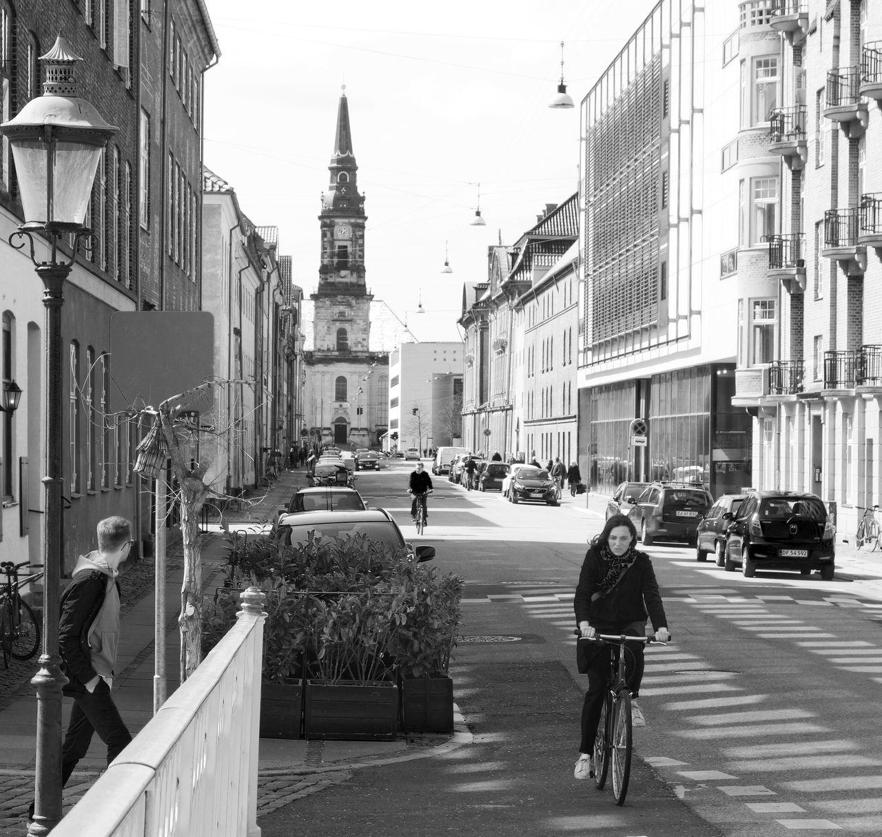 Cyclist Black & White Bw Streetphoto_bw Streetphotography Street Photography Bici Bicicleta