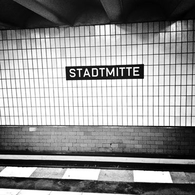 Stadtmitte by Micha O