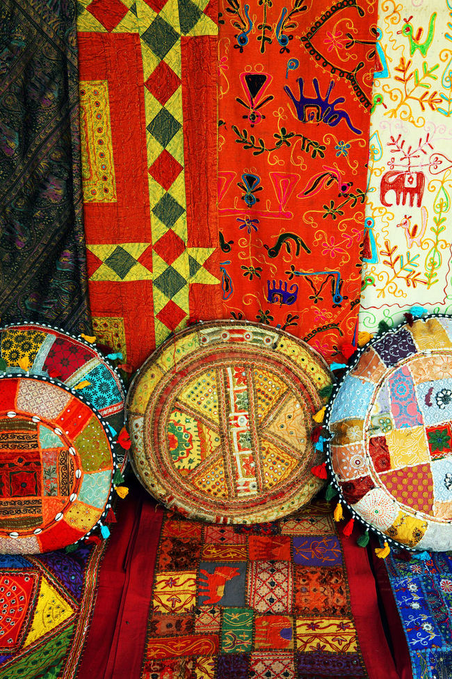 Craft Handmade India Market Multi Colored Objects Pushkar Rajasthan Textiles Travel Travel Destinations Travel Photography Valuable