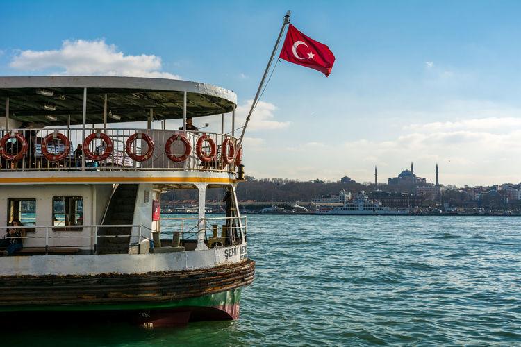 Karaköy Architecture Bosphorus Bosphorus, Istanbul Europe Galata Bridge Galata Köprüsü Golden Horn Golden Horn Istanbul History Karaköy Karaköy Iskelesi Ottoman Empire Turkey Turkish Flag Türkei Türkiye