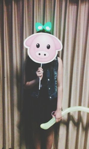 Pighead whorrible <3 Ugly Me Cheese! Sweet♡
