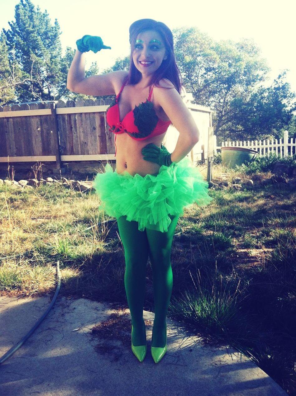 poison ivy.. happy halloween