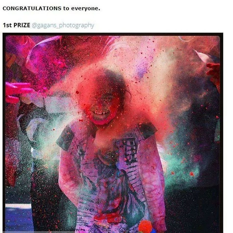 Hapiness Of First Prize Cant Be Expressed Gagans_photography Oh Yeah Photojaanic Gagans_photography
