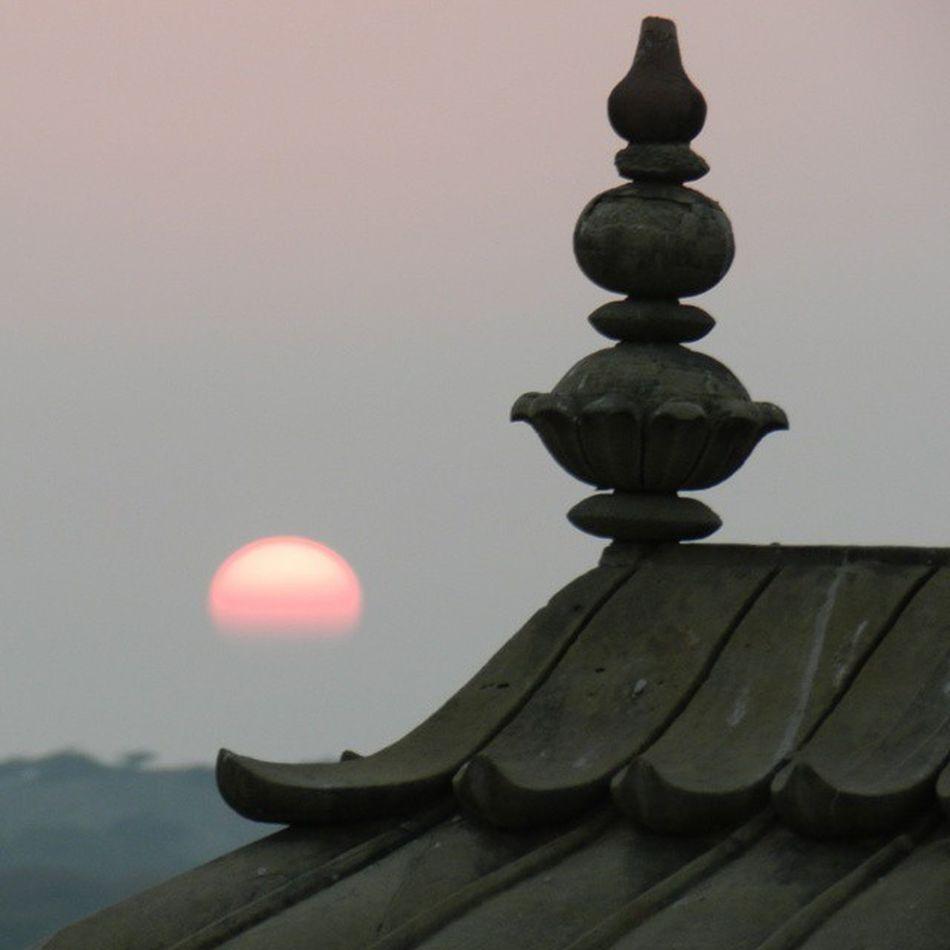 Mesmerising Vijayvilas Palace Kutch Nofiltering Sunset Nikon Beautiful Photooftheday Photo @beautifulgujarat