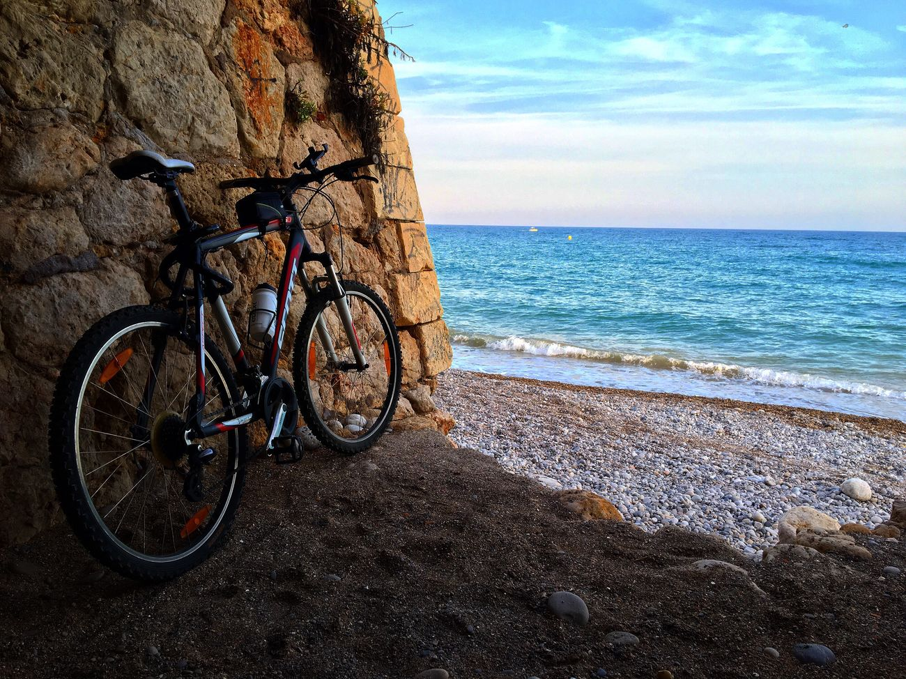 Bicicleta Sea Deporte Playa