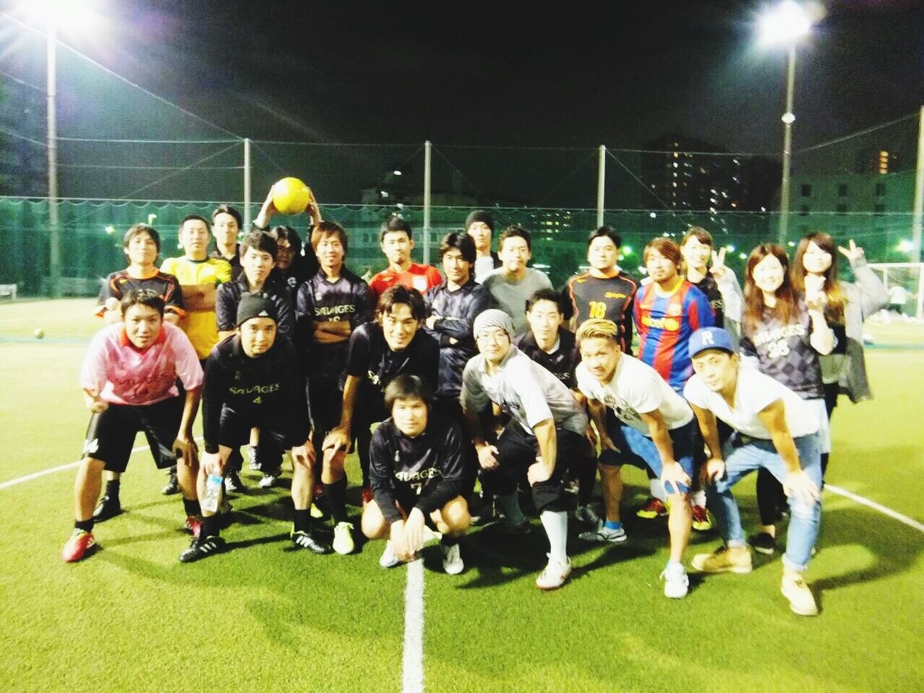 地元友達 兼 フットサル仲間⚽️ Futsal Team 2015  仲間