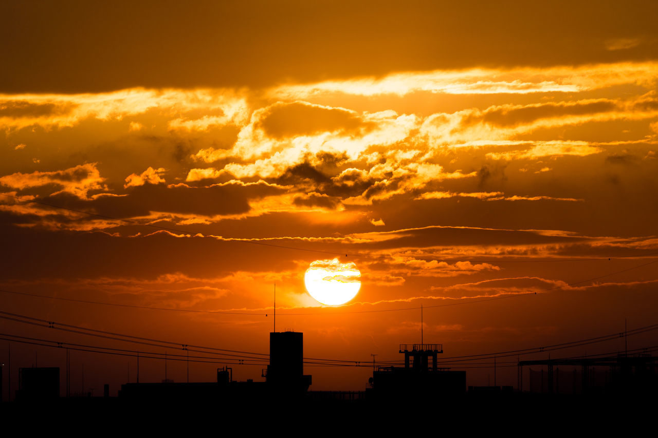 Beautiful stock photos of sunset, Architecture, Building, Building Exterior, Built Structure