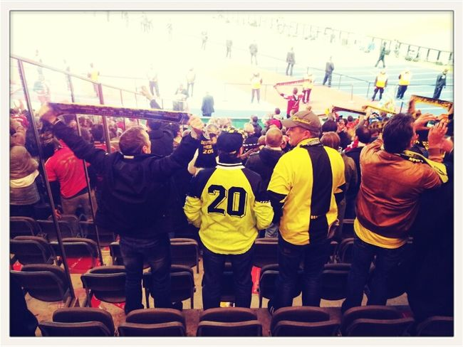 Fussball Ist Unser Leben DFB Pokalfinale 2012