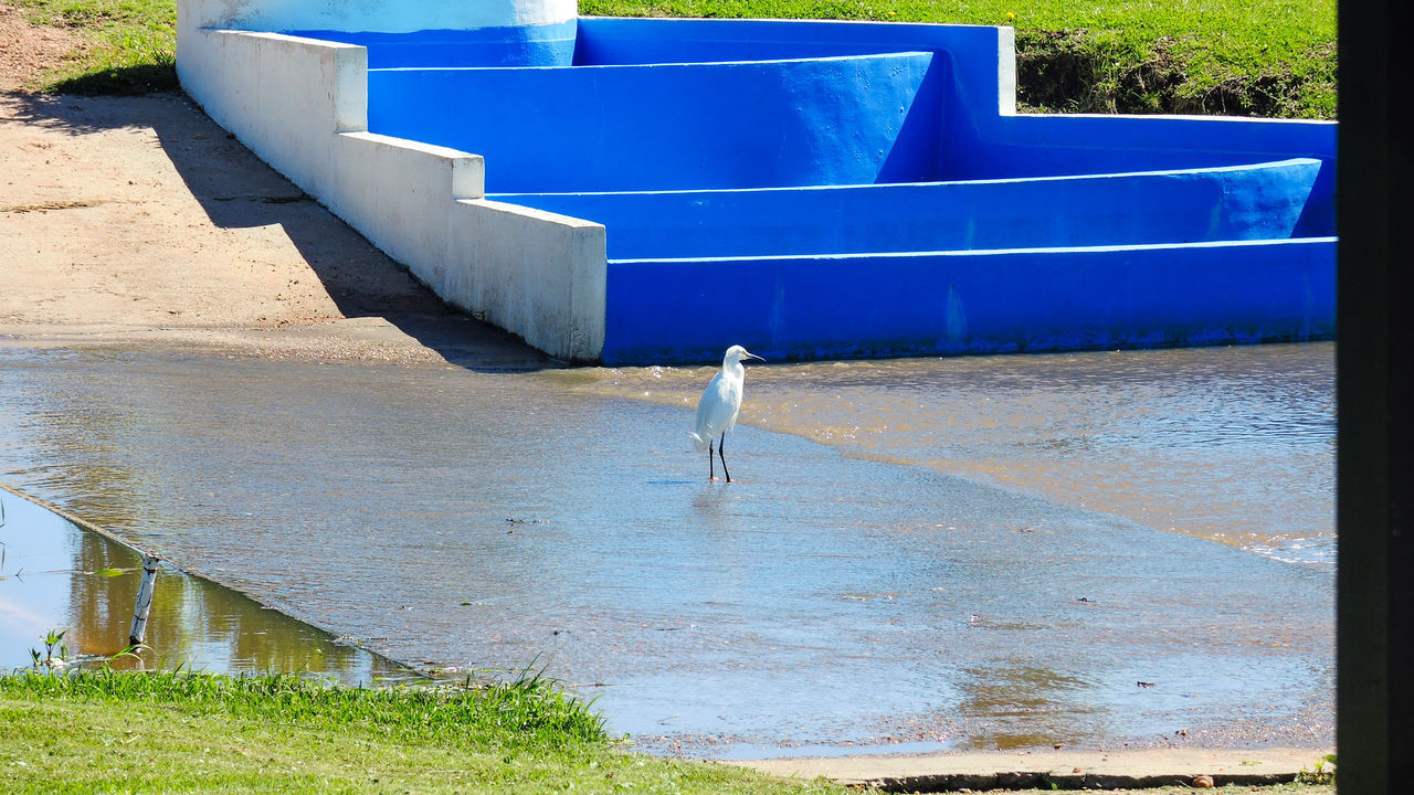 Architecture Blue Day Entre Rios No People Outdoors Santa Anita Sunlight Water