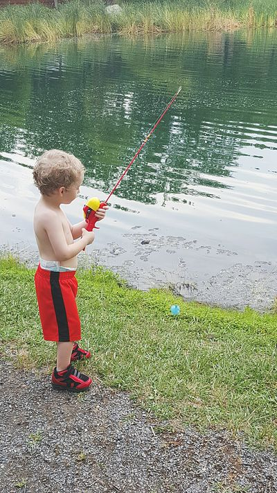 Taking Photos Check This Out EyeEm Gallery Showcase July Summer Views Lake Lake View Camping Fun Camping Life Little Boy Fishing Enjoying Life Little Fisher Little Fisherman Little Boy United States Unitedstates Summer Summertime Fishing Camping Camping Out The Portraitist - 2017 EyeEm Awards