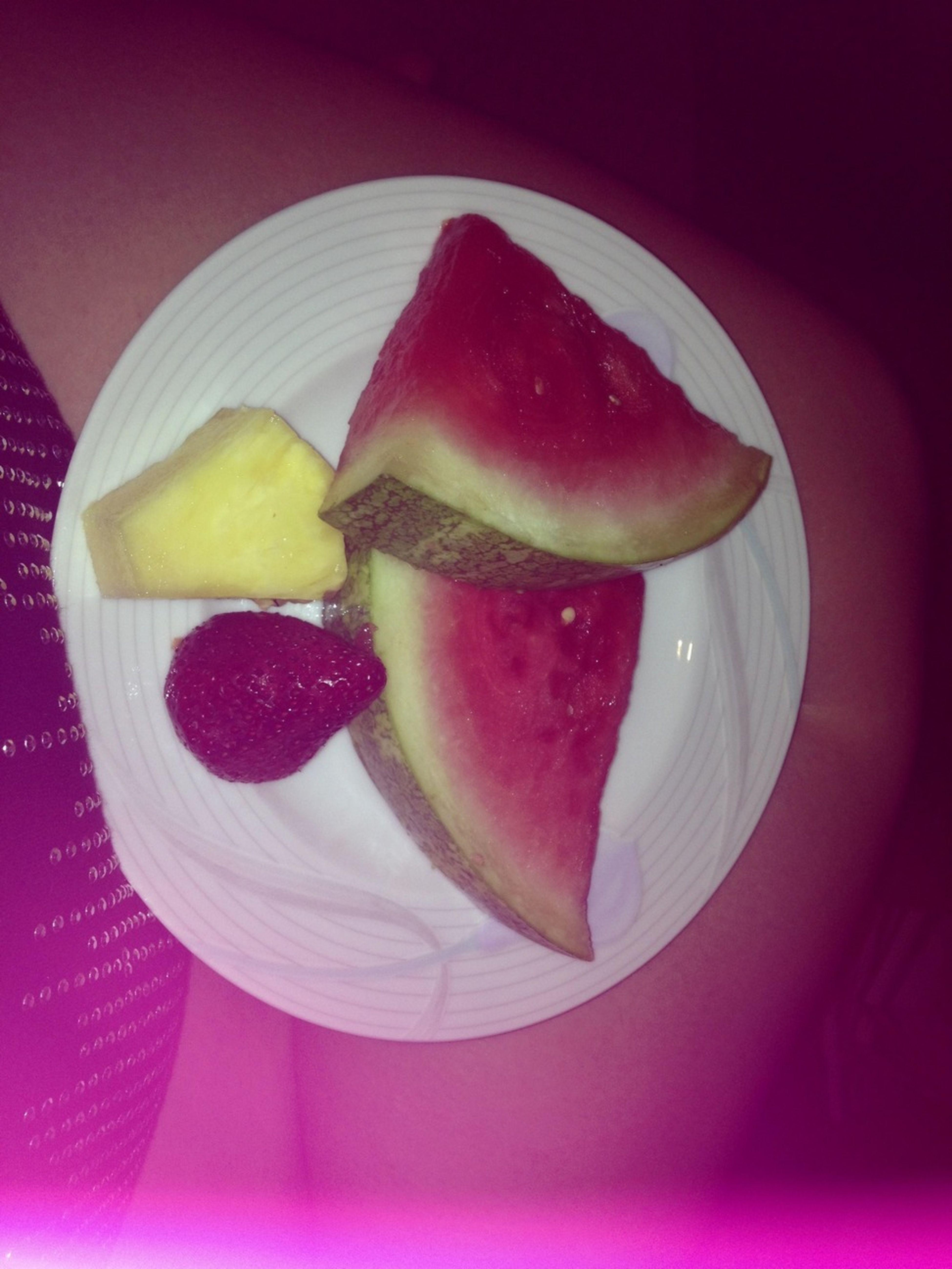 Fruit Last Night