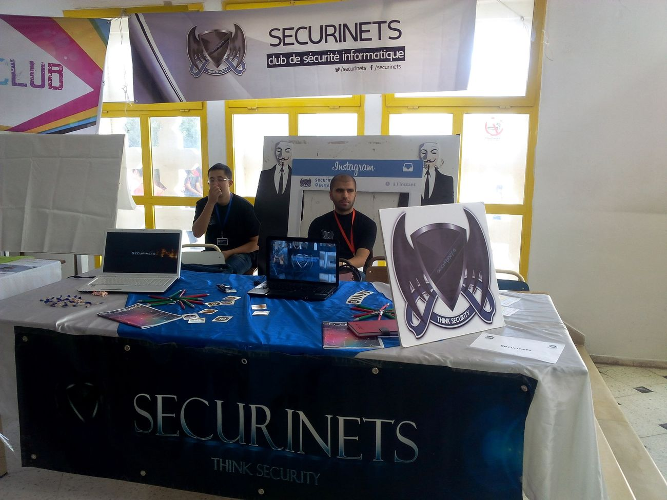 anonymous @SecuriNets démasqués :p Lulz SFD2015TN