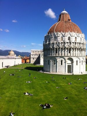Pisa at Torre di Pisa by Smarty