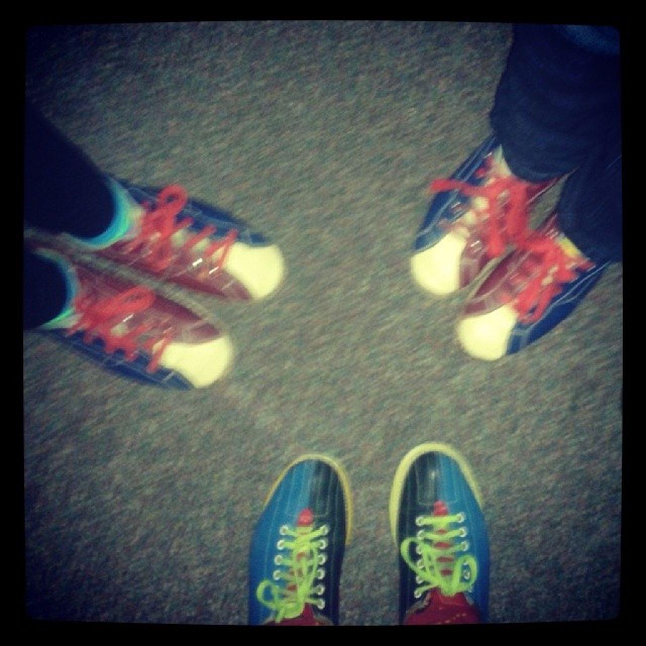 Bowling with the family! Fun Bowling Yah WOW shoesglowblowinggoodtimeslikelikeitup