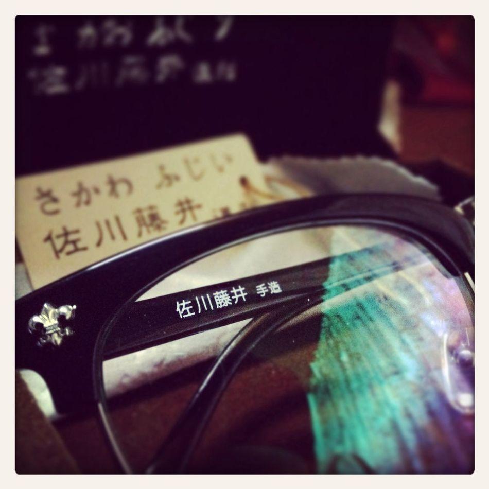 佐川藤井 Spectacle Frame