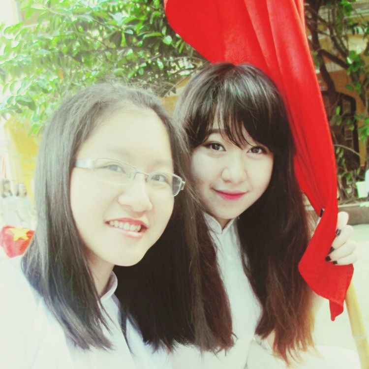 My best friend will study abroad. Feel so sad these days... Sad So Tired So Bad