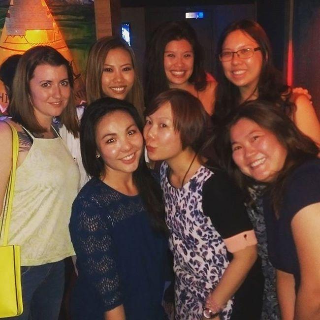 Love my colleagues! HongKong Hkig Geronimos Workfriends Friends Drinking Weekend Shots Funfunfun
