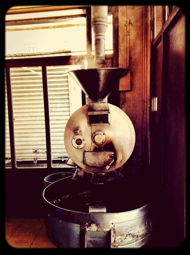 Tostado Coffee Time PAISAJE URBANO