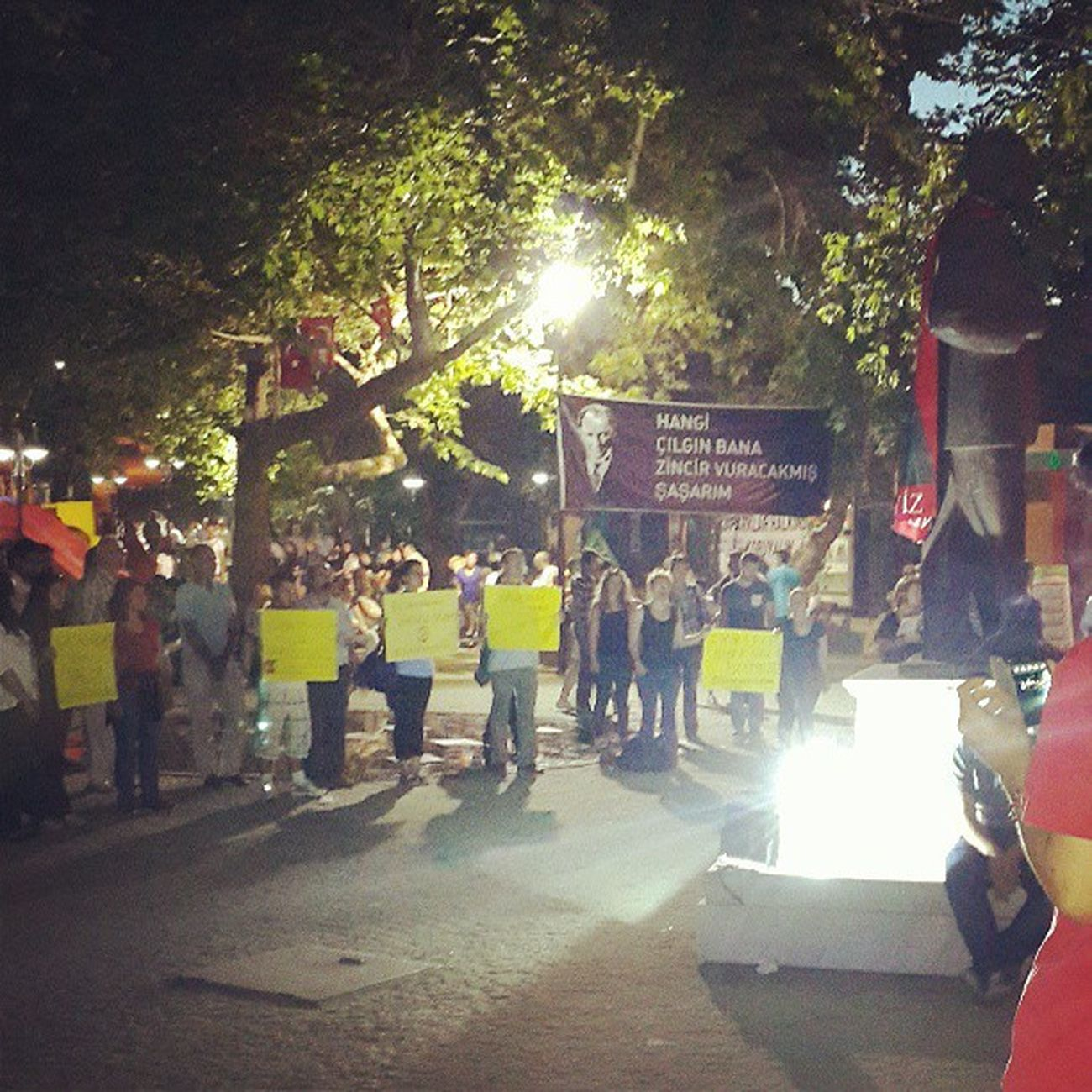 Duruyoruz Direniyoruz Ankara Direnankara direngezi occupygezi diren duranadam