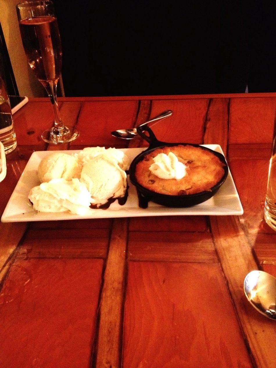 Food Porn Birthday Enjoying Life Yummy♡ Bar Fun Cookiecake IPhoneography Cheers