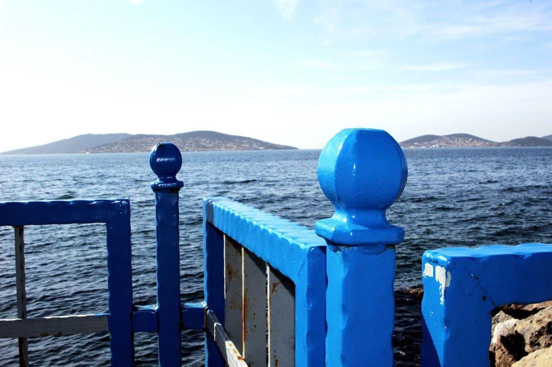 Showcase: February Marmara Sea Coastline Sea_collection Wintertime Sea And Sky Seaside Water Reflections Istanbul Turkey Princess Island Kartal