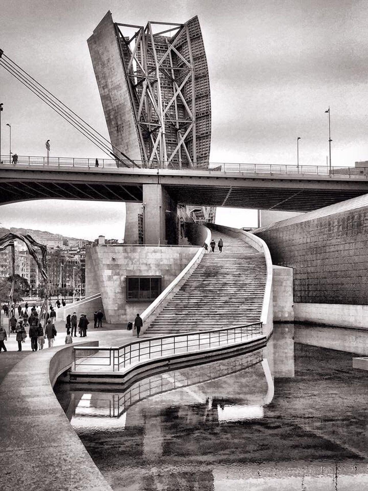 Bilbao Bizkaia Bilbaolovers Bilbaoarchitecture Bilbaoclick Bilbaocentro Bilbaostreets Blackandwhite Blancoynegro Monochrome IPhoneography Iphoneonly Iphonesia Mobilephotography Movilgrafias Vizcaya Ivantxos