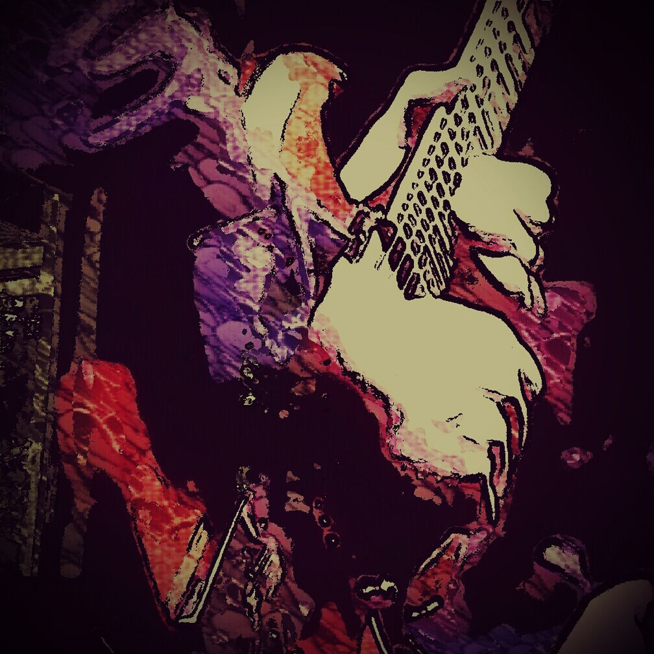 Music Musicians Guitarist Live Music Mixed Media Open Edit Riffs Licks  Jams Capturing Movement Hands At Work