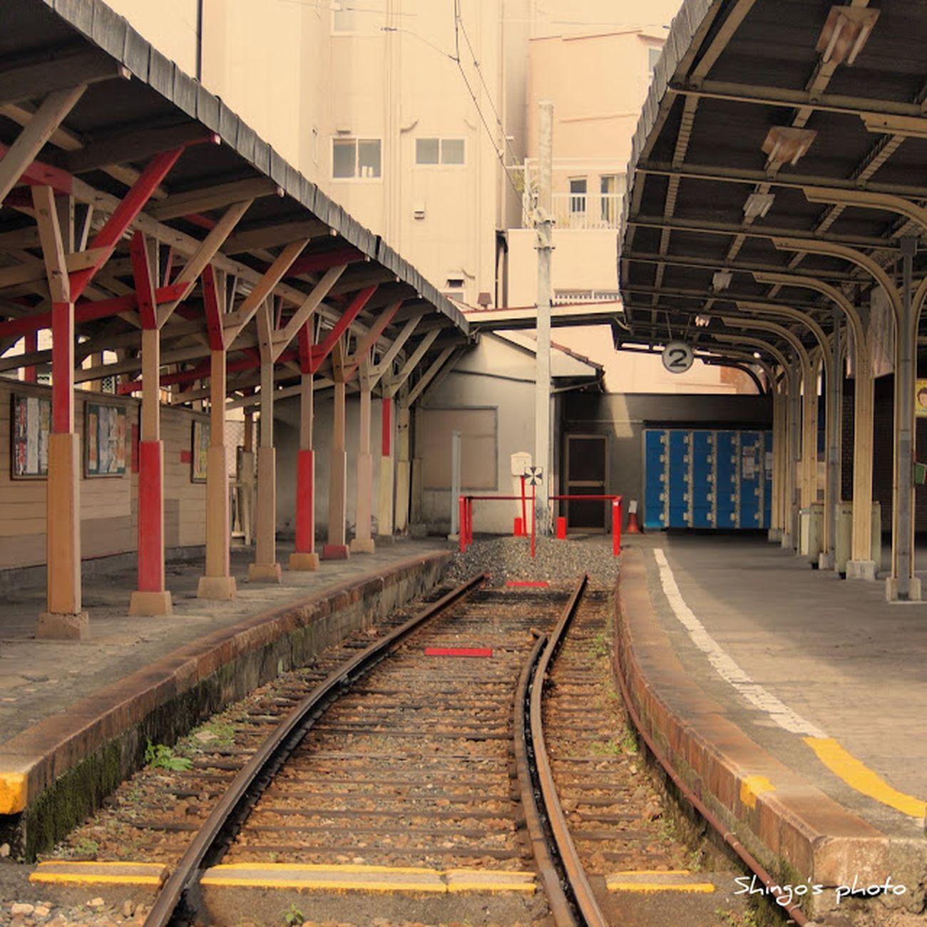Train Station 阪堺電車 恵美須町駅