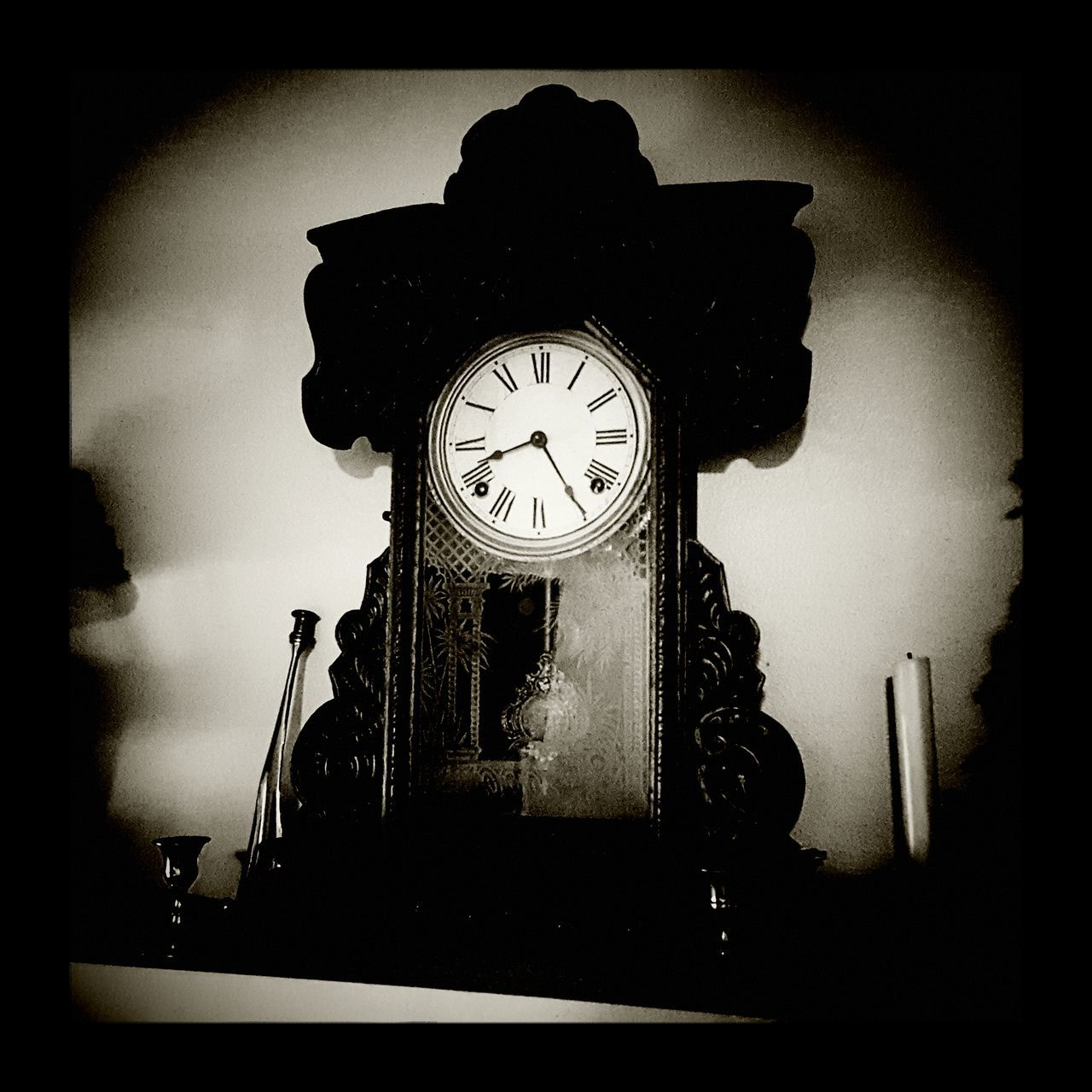 Archival Clock Clock Face Countdown Day Hour Hand Indoors  Midnight Minute Hand No People Old-fashioned Time