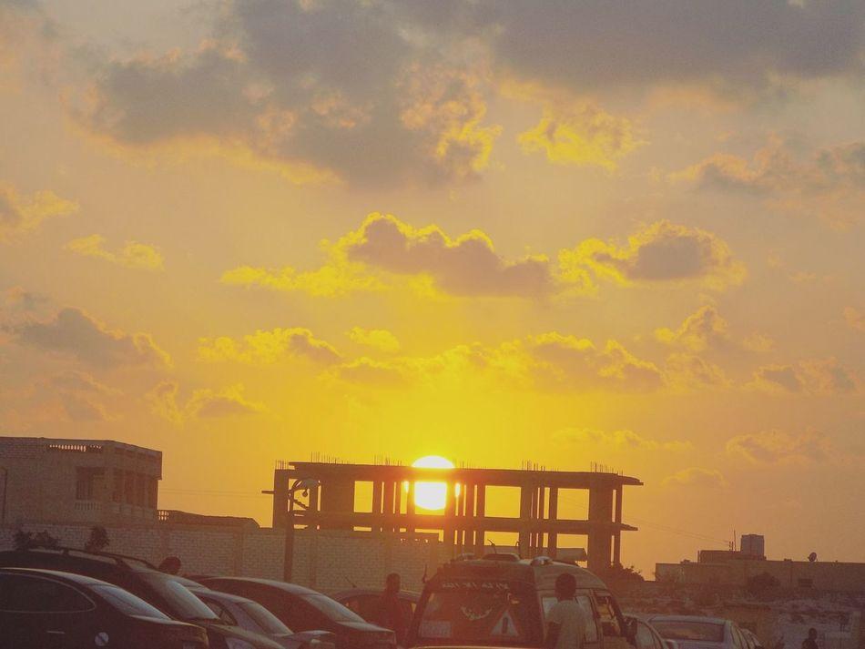 Sunset VSCO Vscocam Egypt Myegypt Thisisegypt Egyptbyme Everydayegypt Sun Sunset Outdoors Nature Wanderfull Life Still Life StillLifePhotography Bwn_life Nothingisordinary_ Photo Photography Camera Nikon My Year My View