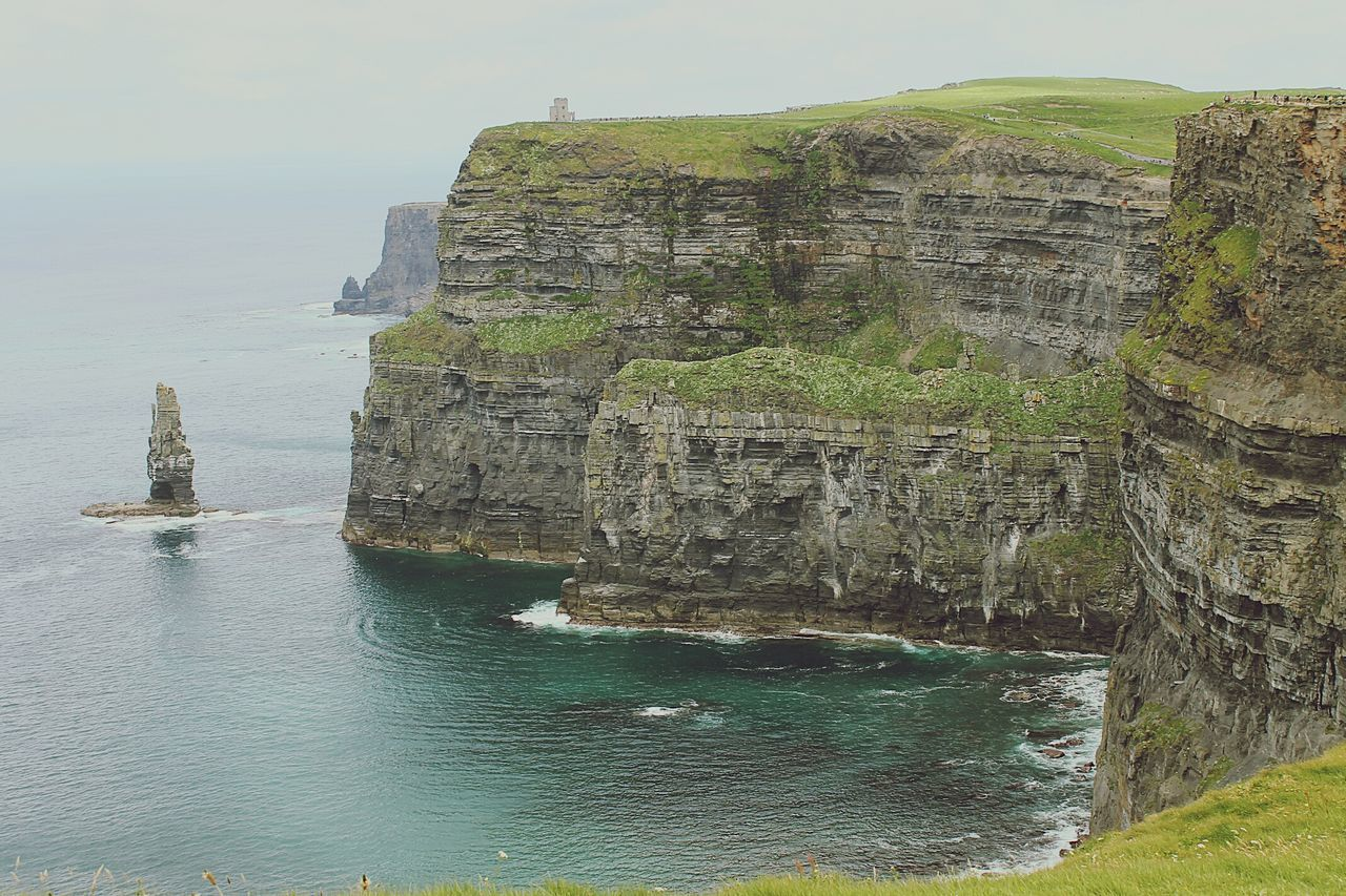 Ireland Cliffs Of Moher  Travel Photography Day No People Sky Photo Life