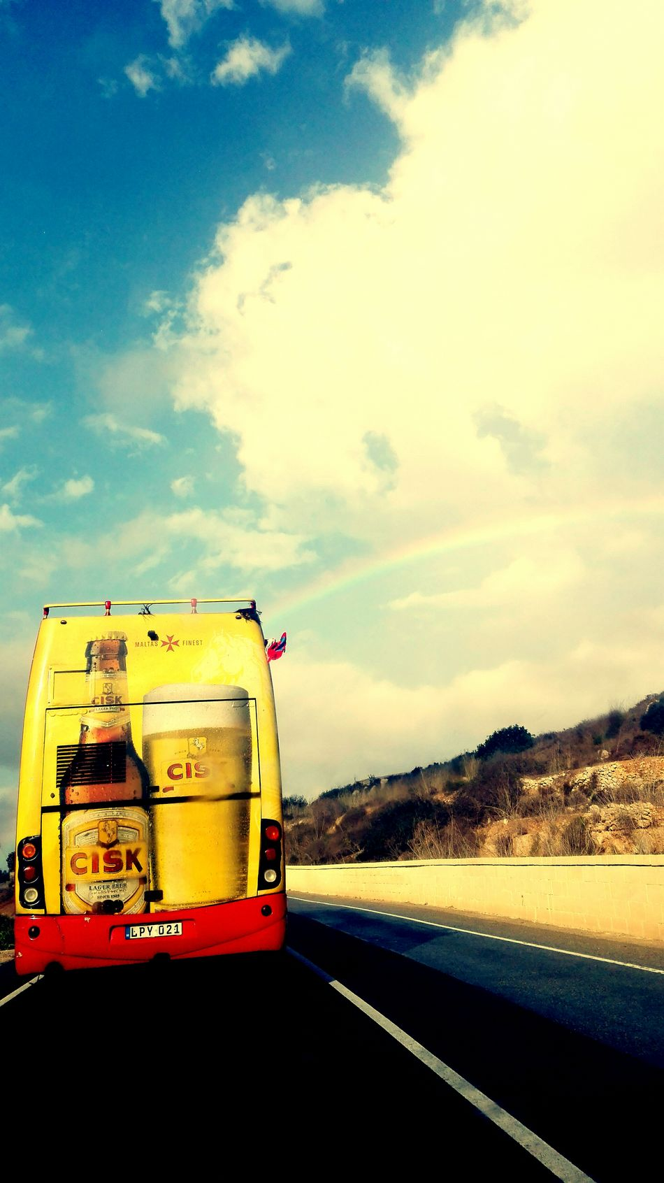 Drink or Drive... Save your life 😎 Helloworld Hello World SocialmediaEyeemphoto Alcohol Bear Drive Driving Drive By Shooting Rainbow Blue Sky Road Road Sign Life Lifecolor Lifechoice Secondchance Secondchoice EyeEm Best Shots EyeEm Gallery Malta♥ Advertisement