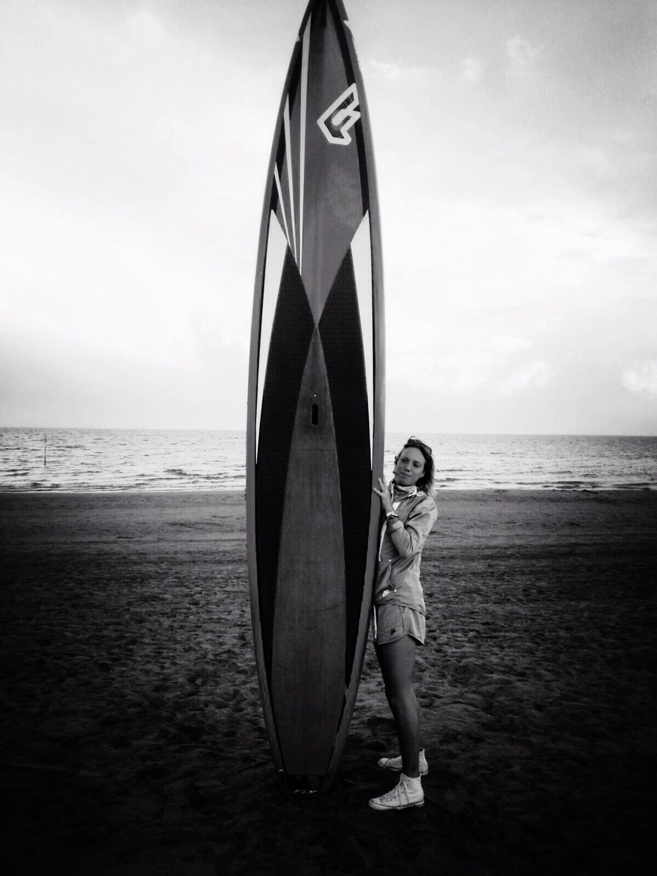 •stand up paddle• Stand Up Paddling Blackandwhite Sea Fanatic