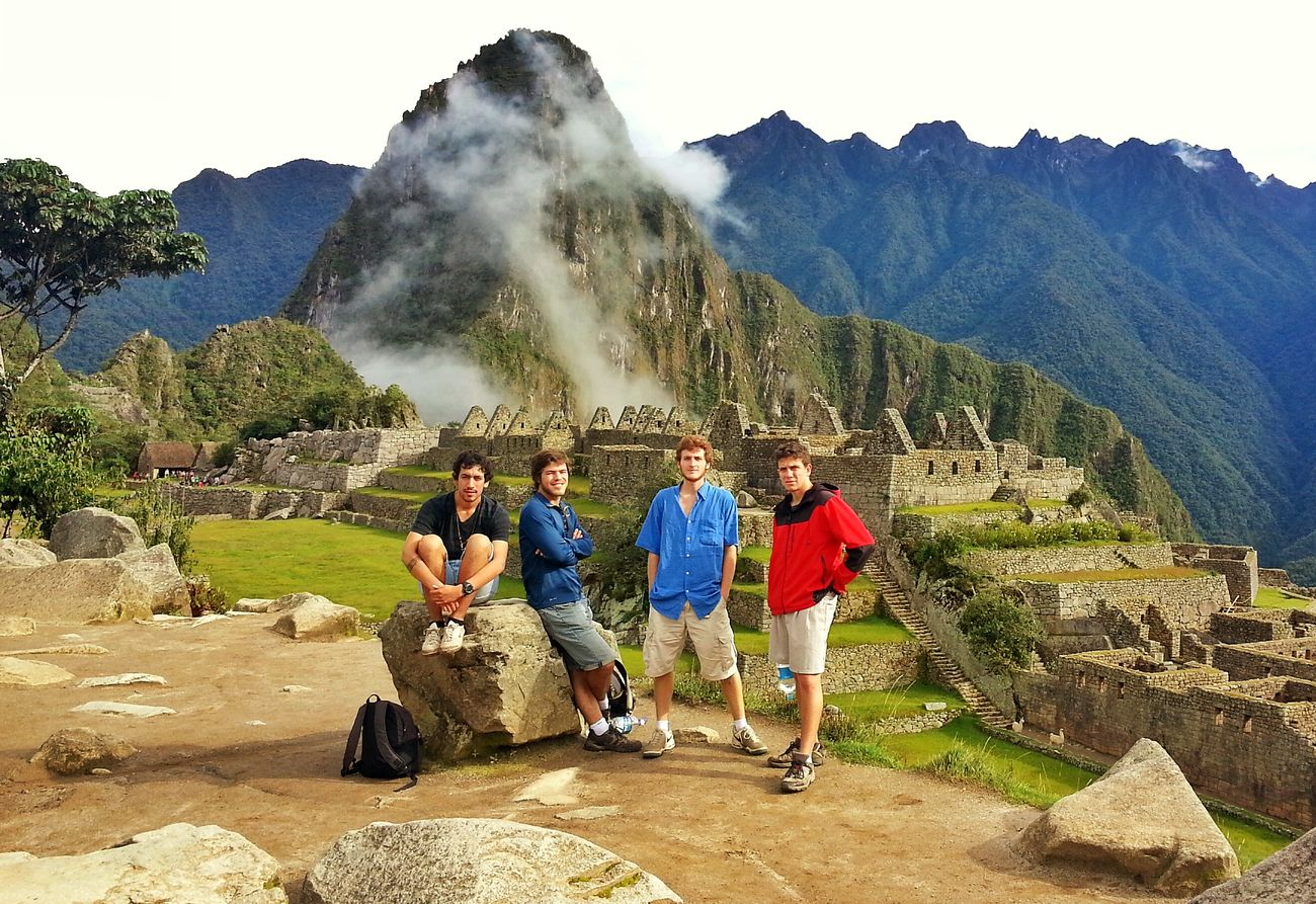The Machu Pichu's ruins. Machu Picchu - Peru Portrait The Storyteller - 2014 Eyeem Awards The EyeEm Facebook Cover Challenge