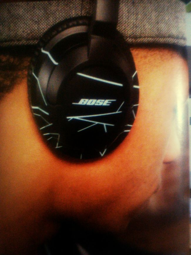 BoSe feel the music.. My Snap