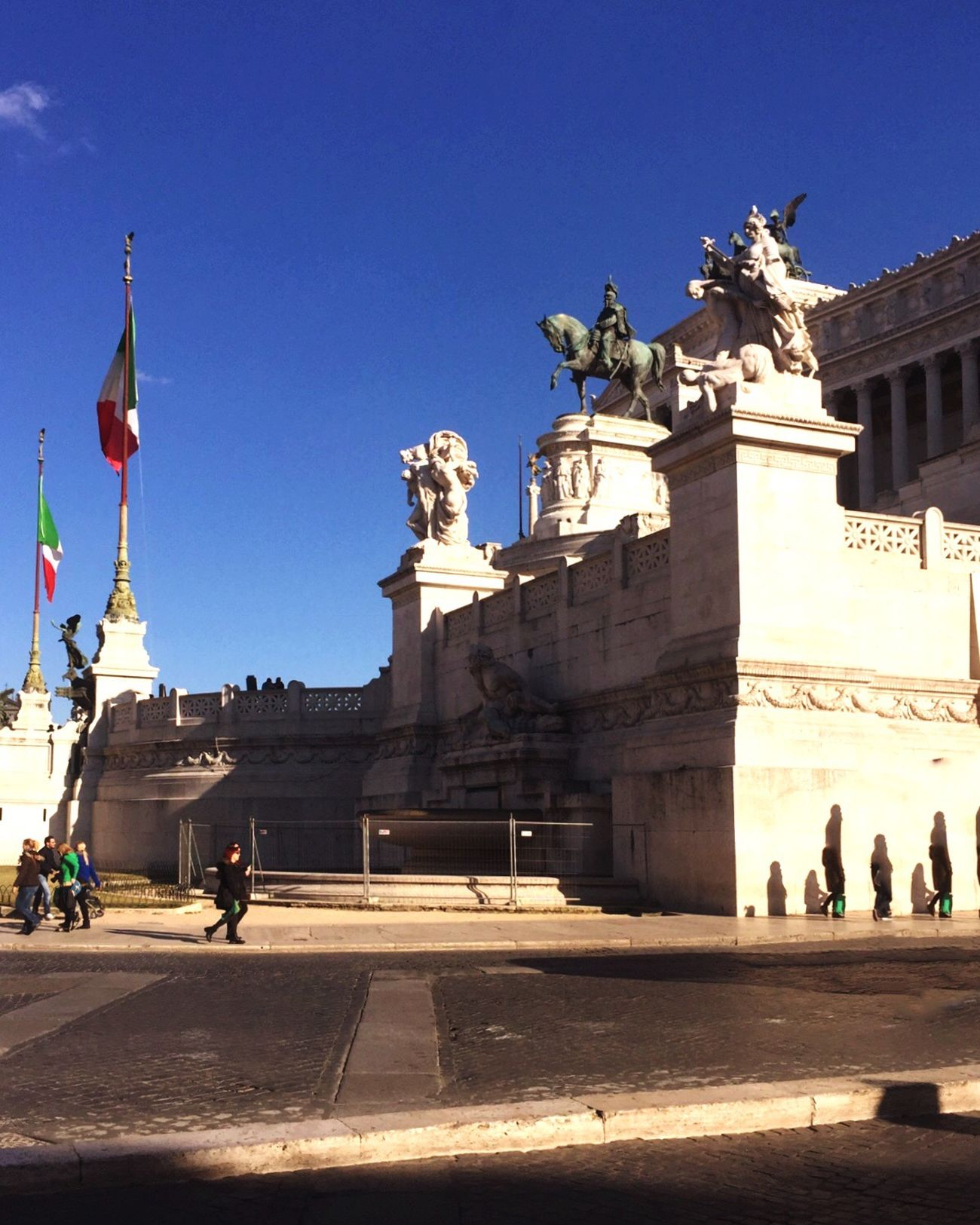 Walking My Lovely Rome