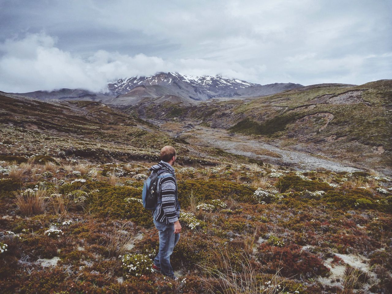The Great Outdoors - 2017 EyeEm Awards Fernweh, a farsickness, a longing for a place you've never been. Fernweh Wanderlust EyeEm Best Shots The Week Of Eyeem The Week On Eyem Wallpaper Landscape New Zealand Tongariro Crossing Lord Of The Rings Mountains Moody Faded Beautiful Travel