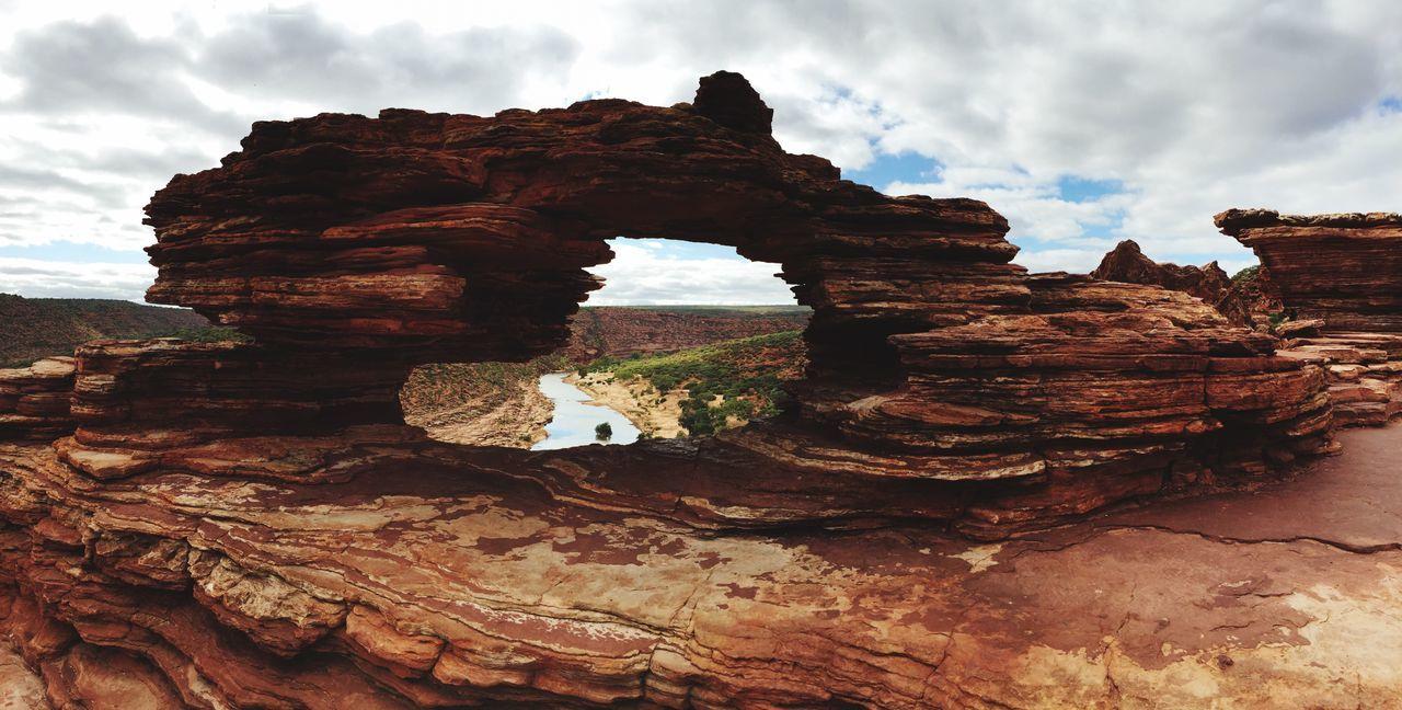 Deserts Around The World kalbari national park, WA Australia