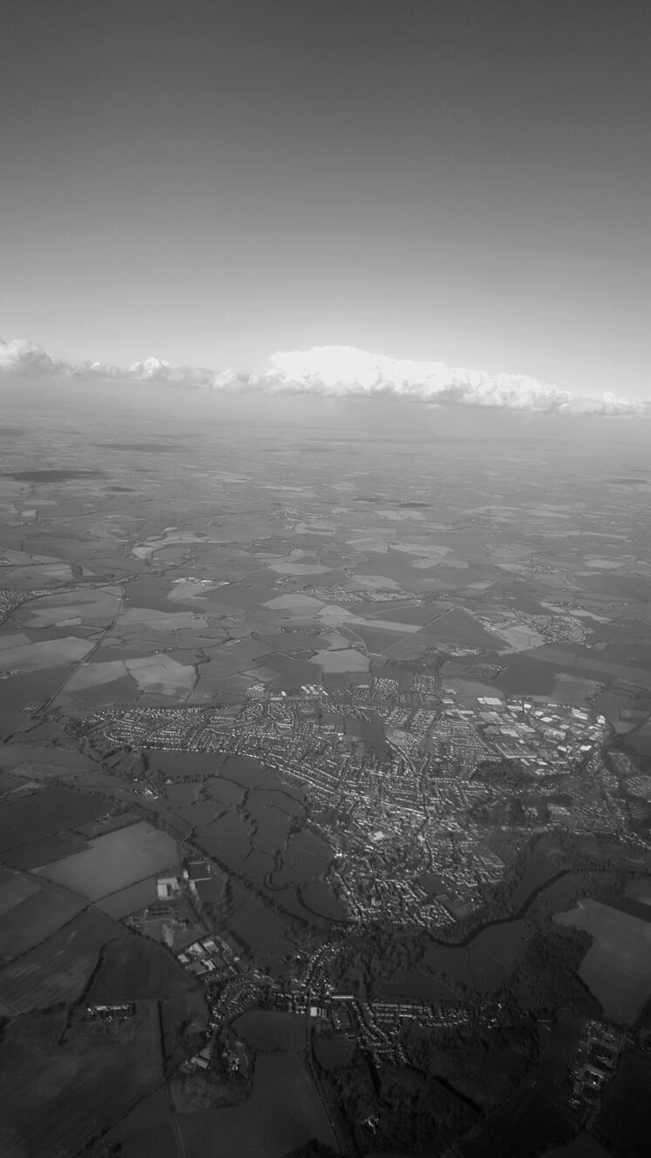 Blackandwhite English Countryside English Town Birds Eye View EyeEm Gallery